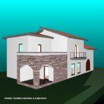 Villa a Marsicovetere in c.da Barricelle da ultimare